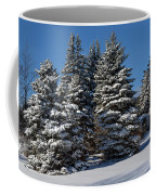 Winter Scenic Landscape Coffee Mug