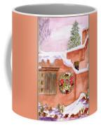 Winter Season Adobe Coffee Mug