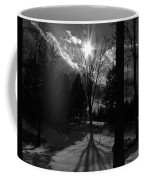 Winter Shadow Coffee Mug