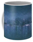 Winter Skyline Coffee Mug