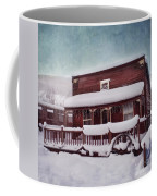 Winter Sleep Coffee Mug by Priska Wettstein
