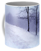 Winter Slope Coffee Mug