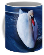 Winter Spin... Swan Style Coffee Mug