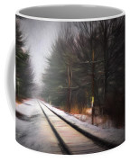 Winter Splash Xxxiii Coffee Mug