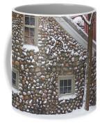 Winter Stone Pattern Coffee Mug