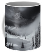 Winter Storm Clears Coffee Mug