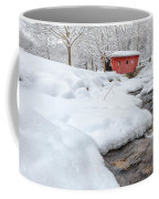 Winter Stream Coffee Mug by Bill Wakeley
