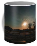Winter Sunrise On The Farm 02 Coffee Mug