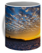 Winter Sunset 1 Coffee Mug