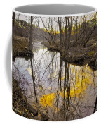 Winter Sunset At Williston Mill Coffee Mug