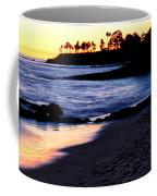 Winter Sunset In Laguna Beach II Coffee Mug