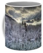 Winter Sunset Coffee Mug by Ivan Slosar