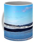 Winter Sunset On The Islands Coffee Mug