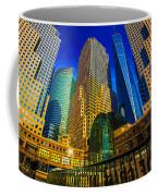 Winter Sunshine In Battery Park City Coffee Mug