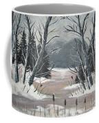 Winter Thaw Coffee Mug