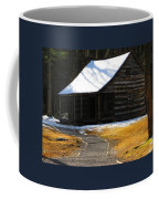 Winter Time At Carter Sheilds Place Coffee Mug