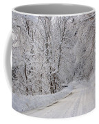 Winter Travel Coffee Mug