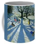 Winter Tree Coffee Mug by Andrew Macara
