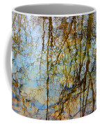 Winter Tree Reflections Coffee Mug
