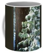 Winter Tree Sierra Nevada Mts Ca Usa Coffee Mug