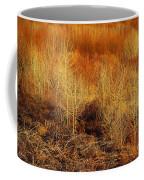 Winter Trees Color 3 Coffee Mug