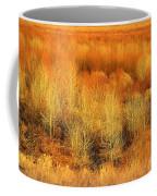 Winter Trees Color  7 Coffee Mug