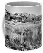 Winter Trees Landscape Coffee Mug