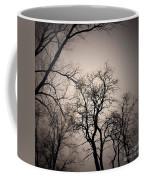 Winter Trees Coffee Mug