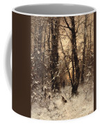 Winter Twilight Coffee Mug