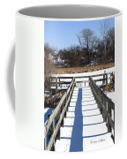 Winter Walkway Coffee Mug