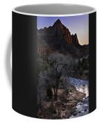 Winter Watchman Coffee Mug