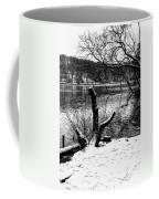 Winter Waterscape Coffee Mug