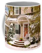 Winter - Westfield Nj - It's Too Early For Winter Coffee Mug