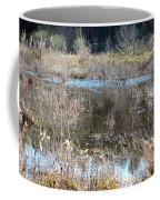 Winter Wetlands Of Alabama Coffee Mug
