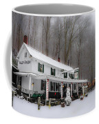Winter Wonderland At The Valley Green Inn Coffee Mug