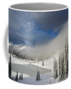 Winter Wonderland Coffee Mug by Mike  Dawson