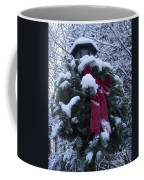 Winter Wreath Coffee Mug