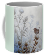 Winter Wren Coffee Mug