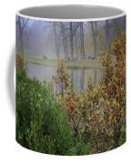 Winterberry In Fog Coffee Mug