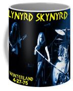 Winterland 4-27-75 Coffee Mug