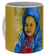 Winter's Child Coffee Mug