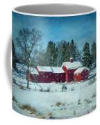 Winter's Colors Coffee Mug