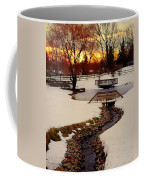 Winters Exit Coffee Mug