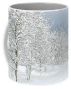 Winter's Glory - Grand Tetons Coffee Mug