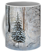 Winter's Peace Coffee Mug