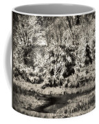 Winter's Sepia Grip Coffee Mug
