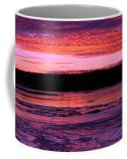 Winter's Sunset Coffee Mug