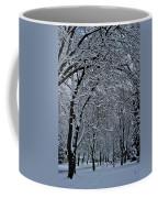 Winter's Work Coffee Mug