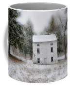 Wintertime In Valley Forge Coffee Mug by Bill Cannon