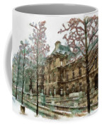 Wintertime Sadness Coffee Mug by Ayse Deniz